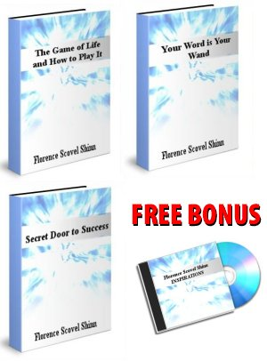 The Florence Scovel Shinn Pack
